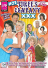 Not Three's Company XXX Boxcover