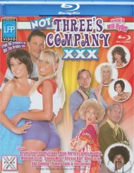 Not Threes Company XXX Blu-ray Movie