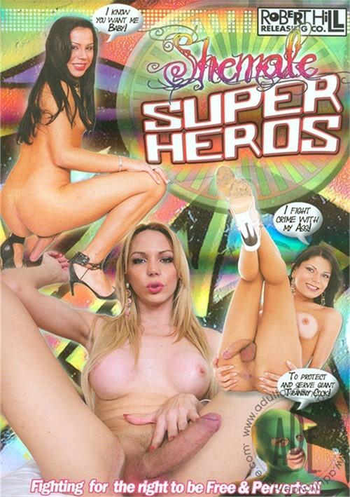 from Dario shemale super heros