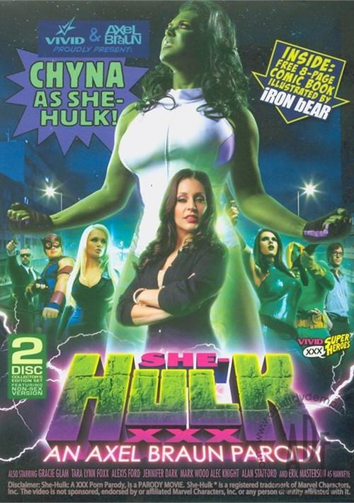 She-Hulk XXX: An Axel Braun Parody Video On Demand Vivid Porn