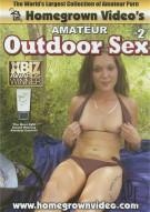 Amateur Outdoor Sex #2 Porn Movie