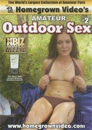 Amateur Outdoor Sex #2