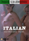 Italian Actresses Nude Boxcover