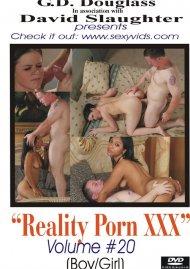 Reality Porn XXX Volume #20