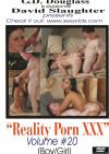 Reality Porn XXX Volume #20 Boxcover