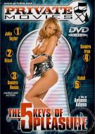5 Keys of Pleasure, The Porn Movie