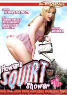 Flower's Squirt Shower Porn Video