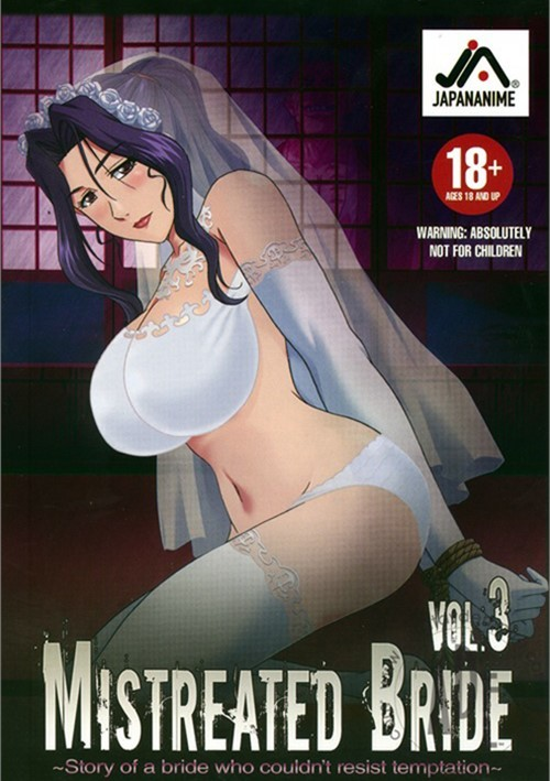 mistreated bride dvd
