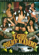 T-Girl Police Academy Porn Video