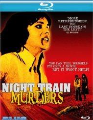 Night Train Murders Blu-ray Movie