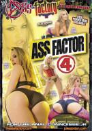 Ass Factor #4 Porn Movie