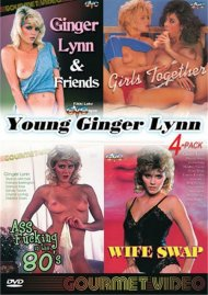 Young Ginger Lynn 4-Pack Movie