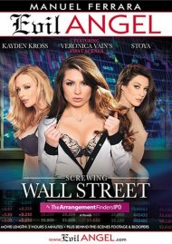 Screwing Wall Street:The Arrangement Finders IPO Porn Video