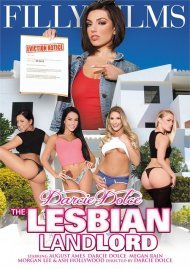 Darcie Dolce The Lesbian Landlord streaming porn video from Filly Films.