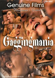 Gaggingmania streaming porn video.