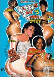 Waxxxin Phat Asses: Nation Wide #5 Porn Movie