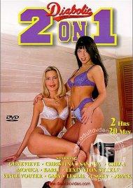 2 on 1 #1 Porn Movie