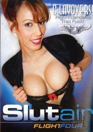 SlutAir: Flight Four Porn Movie