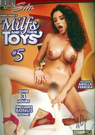 MILFS and Their Toys #5 Porn Video
