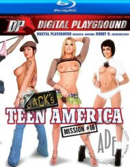 Teen America: Mission #16 Blu-ray Movie