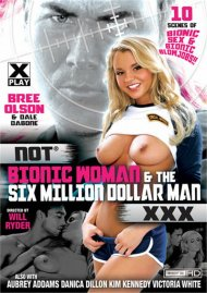 Not Bionic Woman & the Six Million Dollar Man XXX Porn Movie