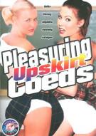 Pleasuring Upskirt Coeds Porn Movie