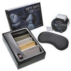 Fifty Days Of Play Bondage Collection Kit Sex Toy