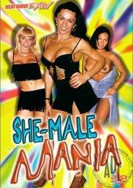 She-Male Mania Porn Movie
