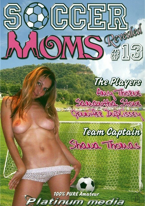 Soccer Moms Revealed Vol. 13