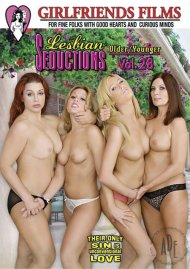 Lesbian Seductions Older/Younger Vol. 28 Porn Video