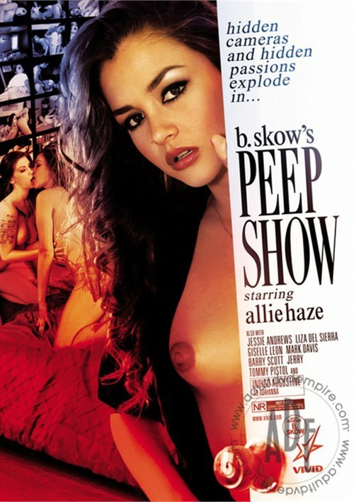 free nude peep shows