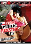 Czech Public Fucksters #13 Boxcover