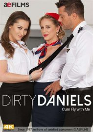 Dirty Daniels: Cum Fly With Me Porn Video