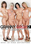 Granny Orgy 2 Boxcover