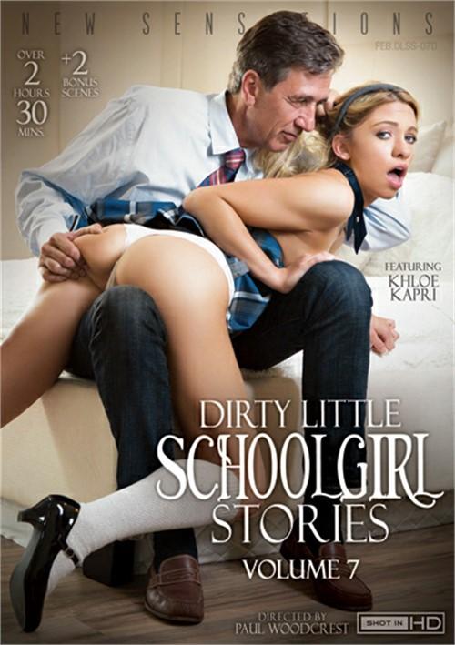 Dirty Little Schoolgirl Stories 7 (2018)