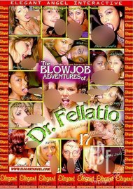 Blowjob Adventures of Dr. Fellatio #17, The Porn Movie