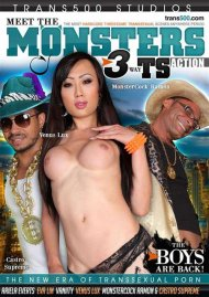 Meet The Monsters Porn Movie