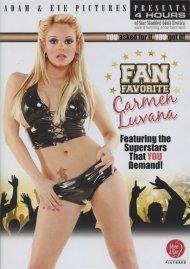 Fan Favorite: Carmen Luvana Porn Movie