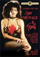 Classic Menage A Trois Porn Video