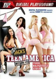 Teen America: Mission #23 Porn Video
