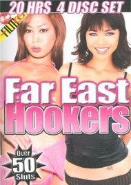 Far East Hookers 4-Disc Set Movie