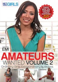 Amateurs Wanted Vol. 2 Porn Video
