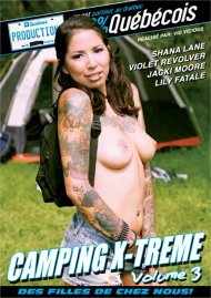 Camping X-treme Vol. 3 Porn Movie