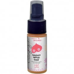 Crazy Girl Naughty Nipples Arousal Creme - Sinful Sorbet - 1oz Sex Toy