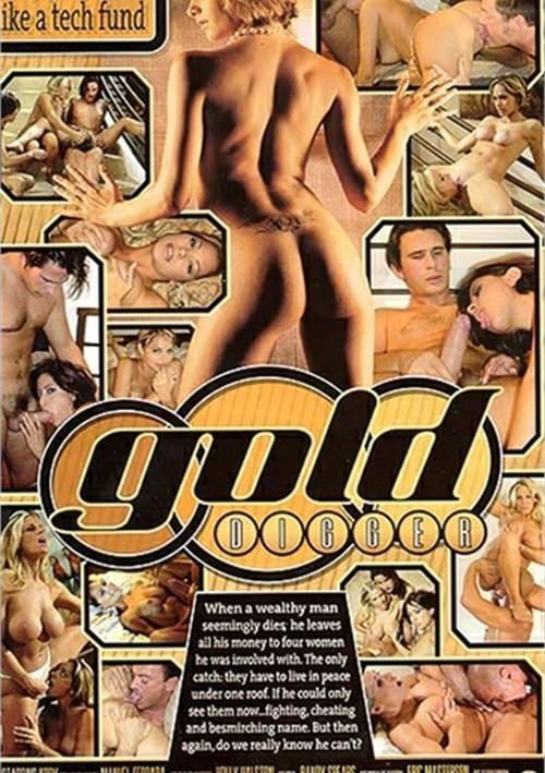 gold digger porn