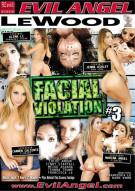 Facial Violation #3 Porn Movie