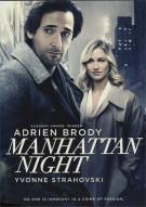 Manhattan Night (DVD + UltraViolet) Movie