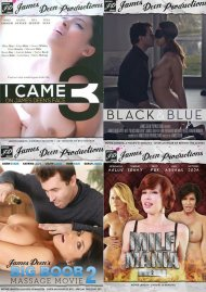 James Deen Productions: 4-Pack #3 Porn Movie