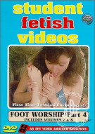 Student Fetish Videos: Foot Worship Part 4 Porn Movie