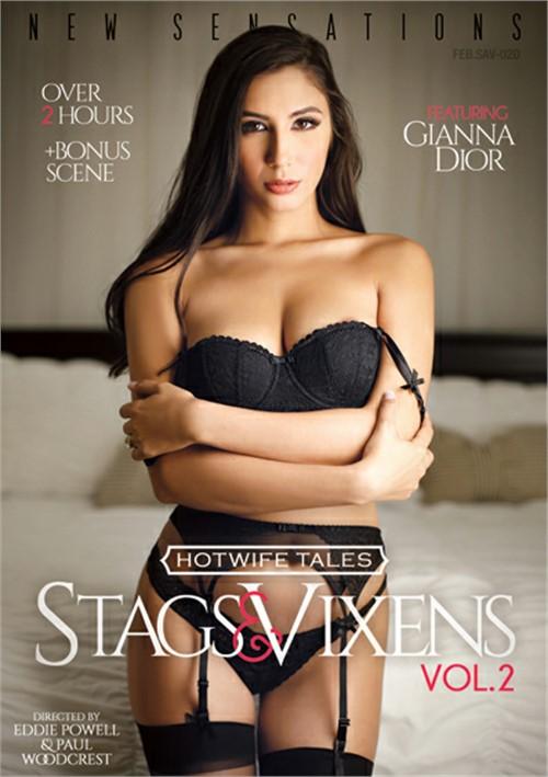 Stags & Vixens Vol. 2 AJ Applegate Paul Woodcrest Luna Star